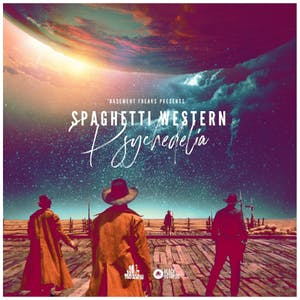 Basement Freaks - Spaghetti Western Psychedelia
