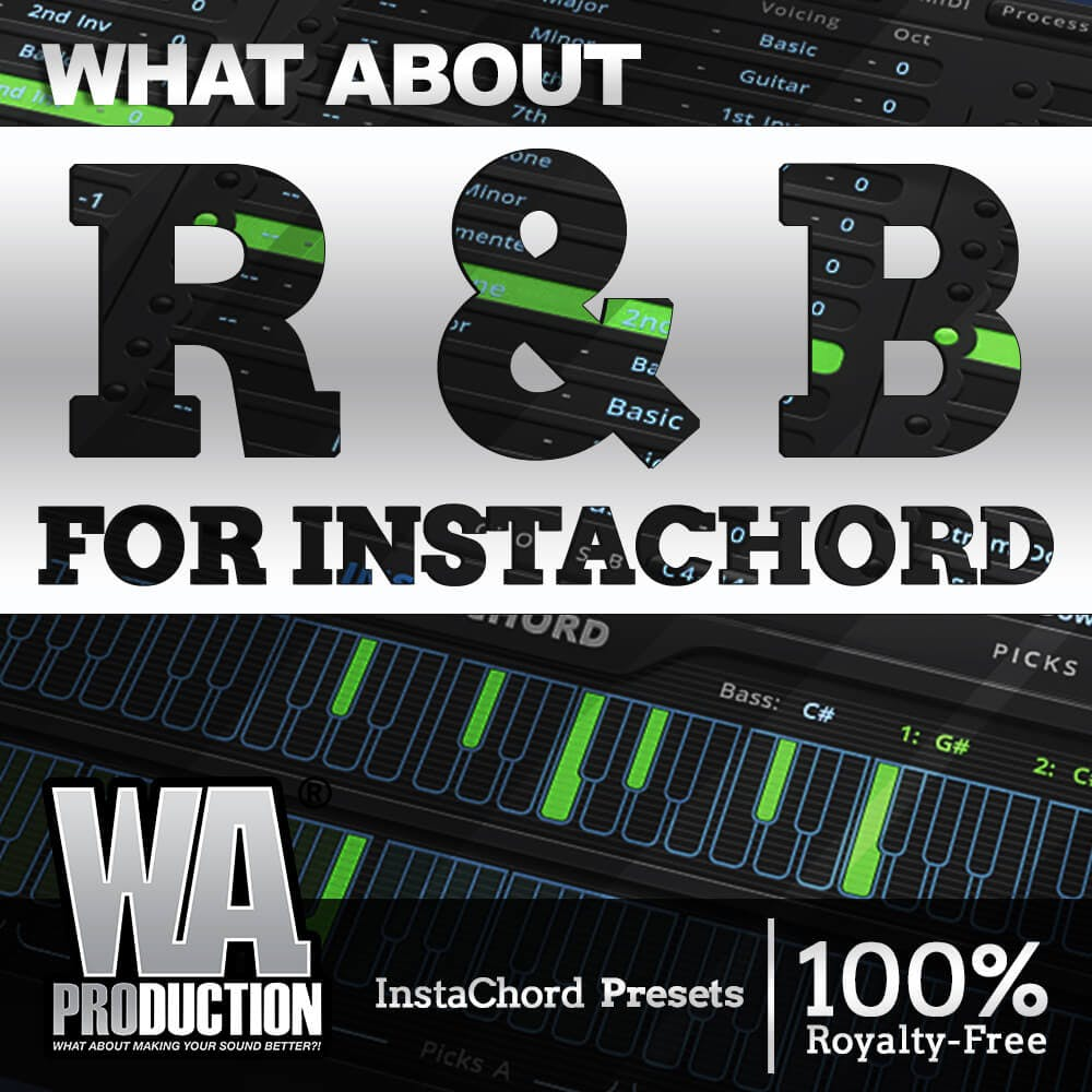 50% Off | R&B For InstaChord
