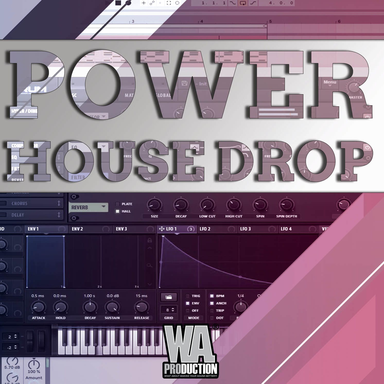 Making Power House Drop