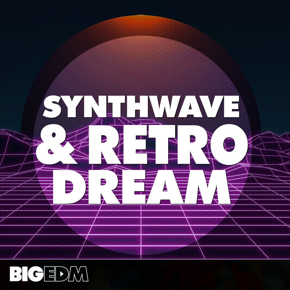 50% OFF | Synthwave & Retro Dream