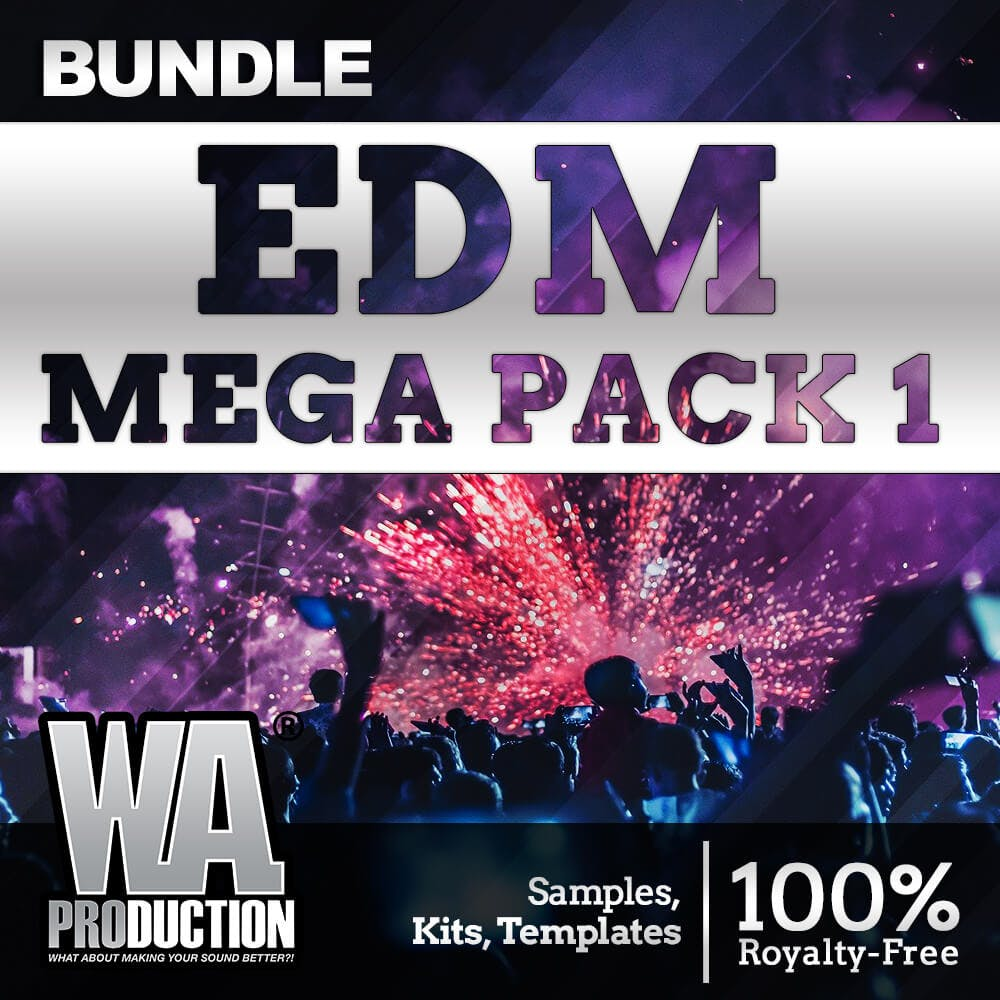 90% Off | EDM Mega Pack 1