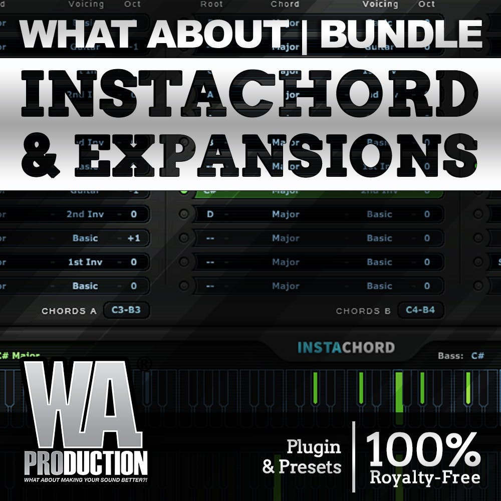 $9.9 | InstaChord & Expansions Bundle