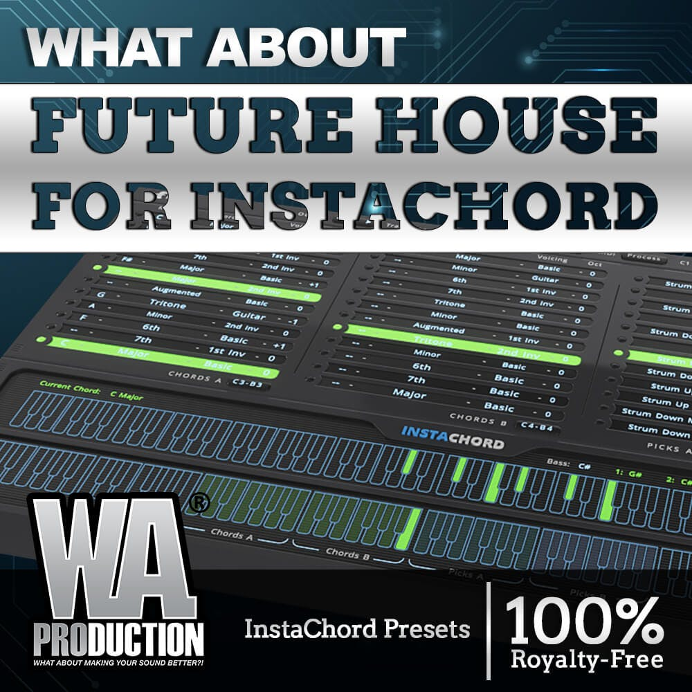 $5 | Future House For InstaChord