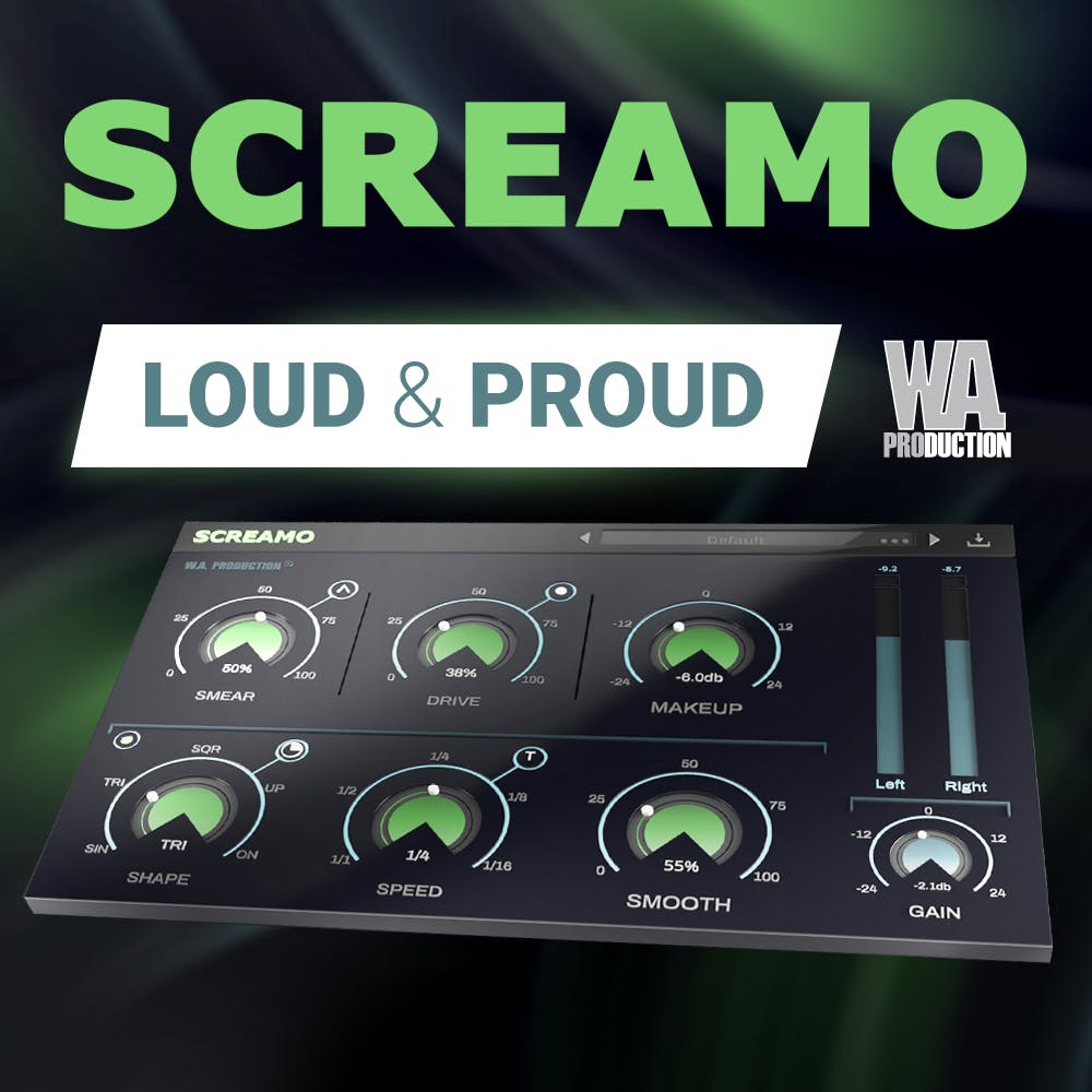 $3.90 | Screamo Plugin