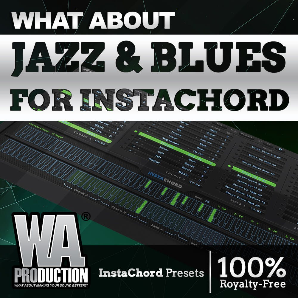 50% OFF | Jazz & Blues For InstaChord