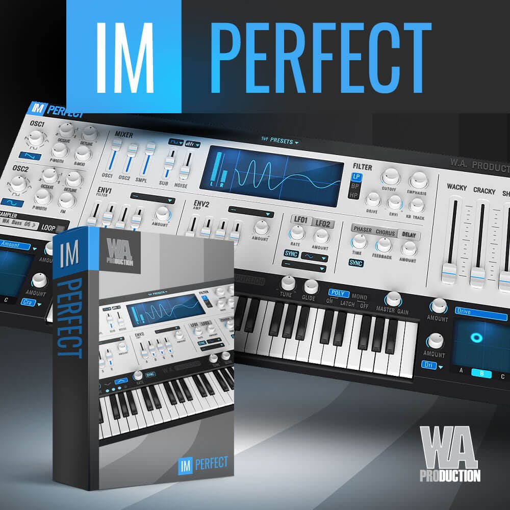 85% Off | ImPerfect Synthesizer