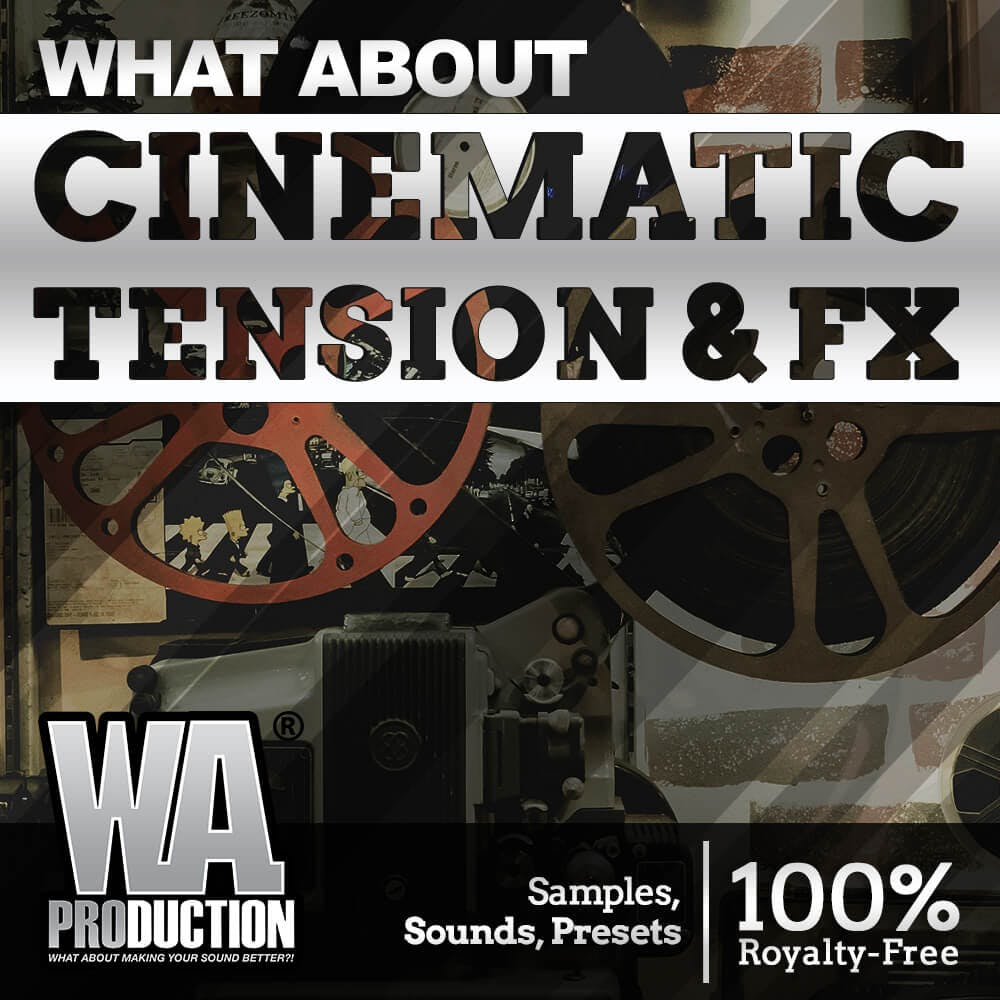 30% OFF | Cinematic Tension & FX