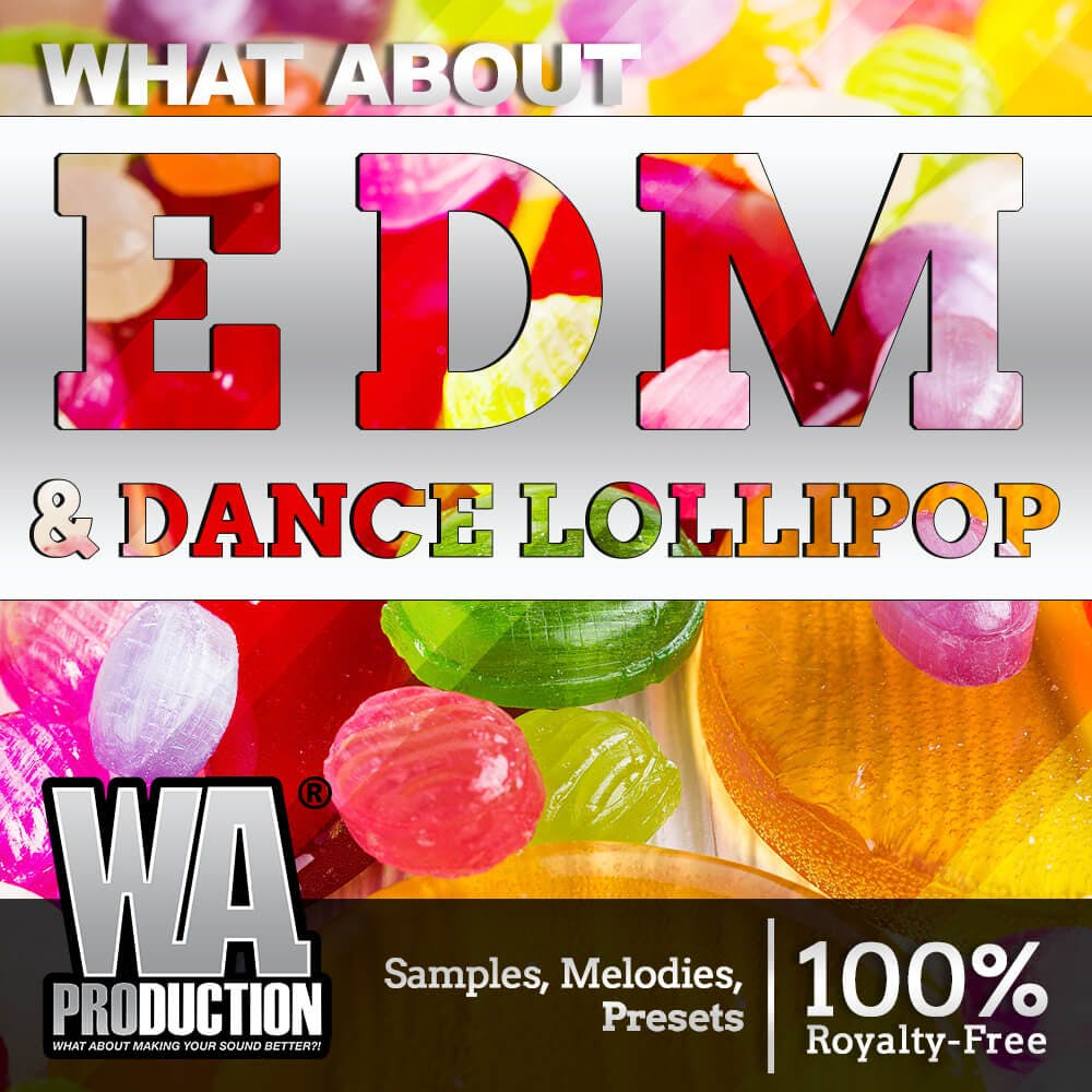 50% OFF | EDM & Dance Lollipop