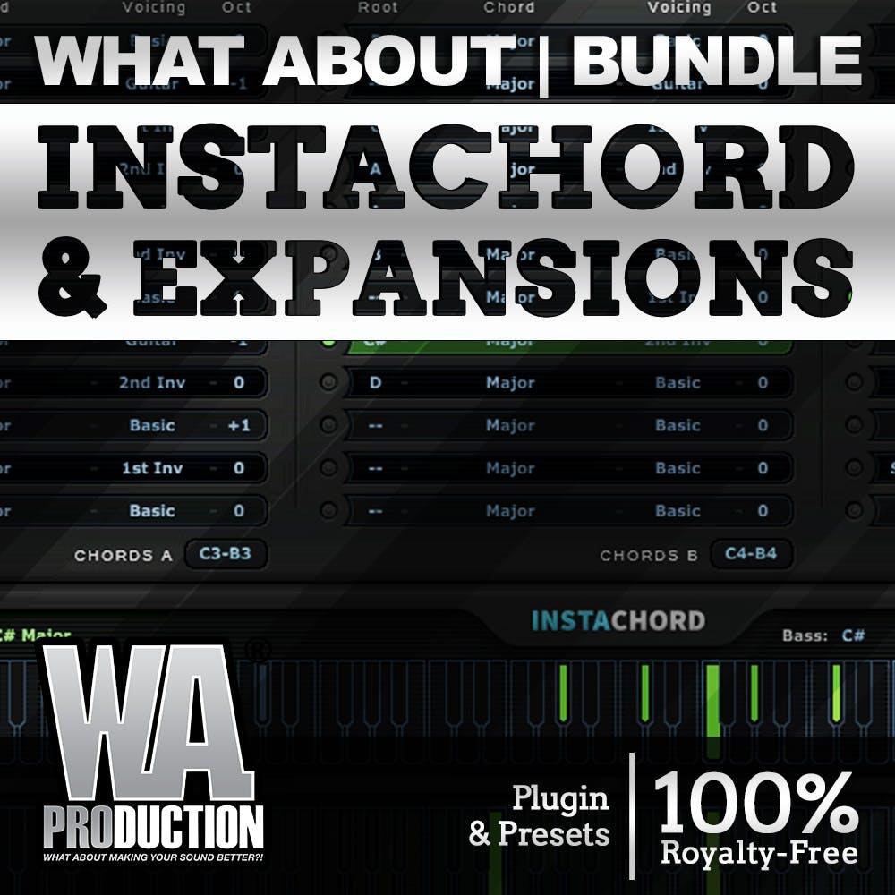 $9.9 | InstaChord & Expansions Bundle