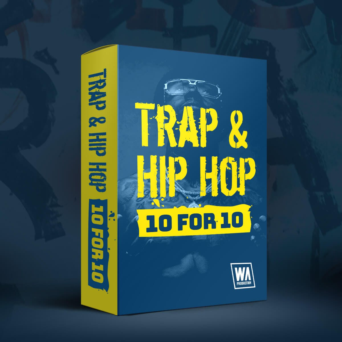 $10 | Trap & Hip Hop 10 For 10