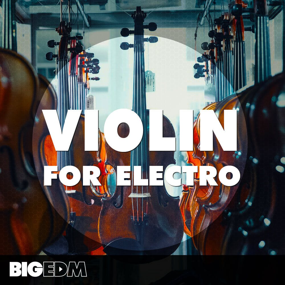 30% OFF | Violin For Electro