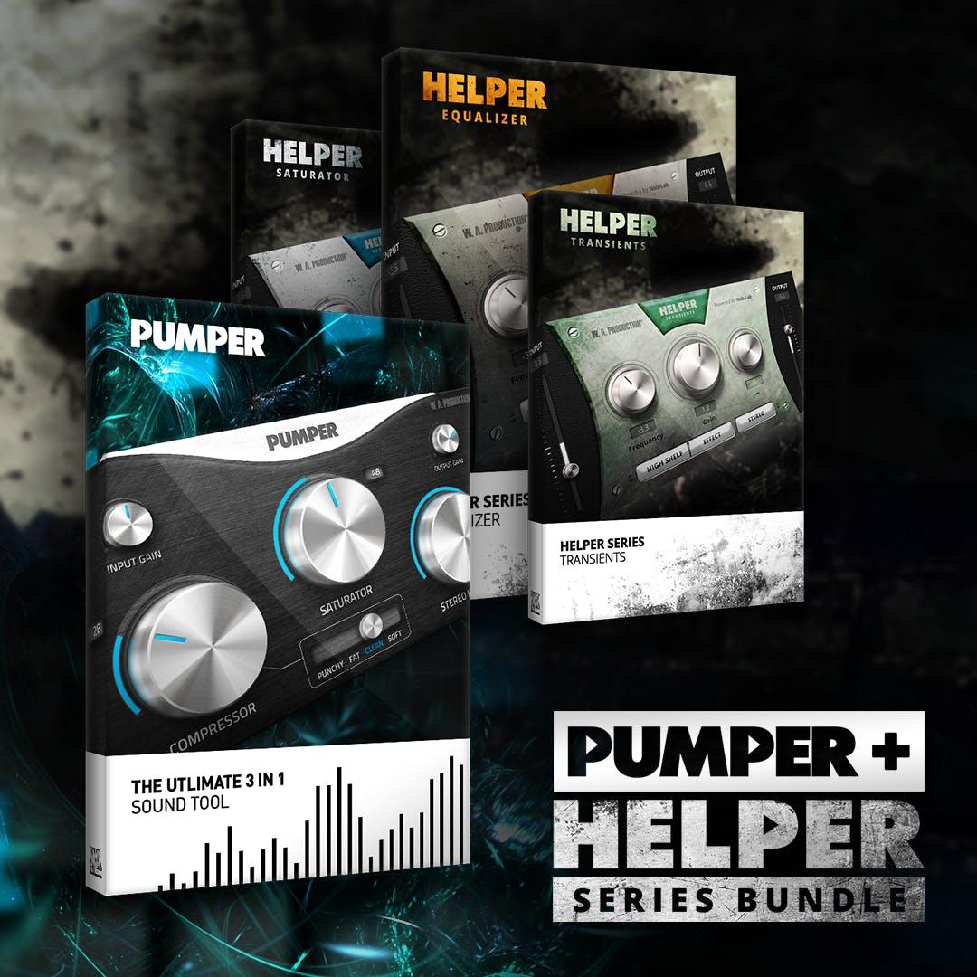 $9.9 | Pumper + Helper Series Bundle