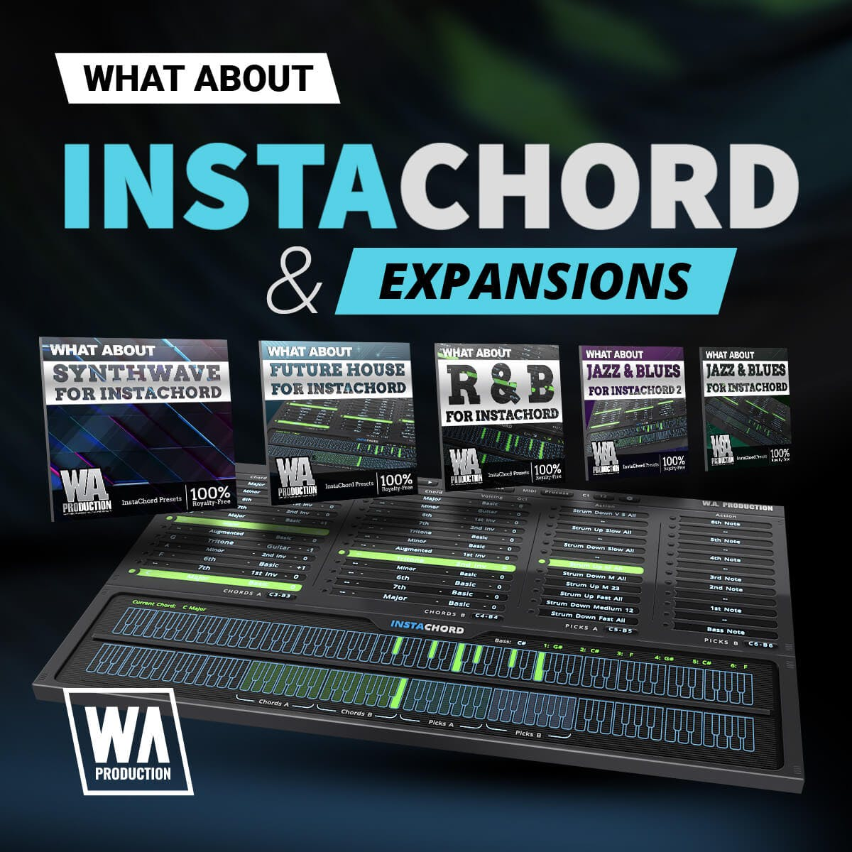 85% Off | InstaChord & Expansions