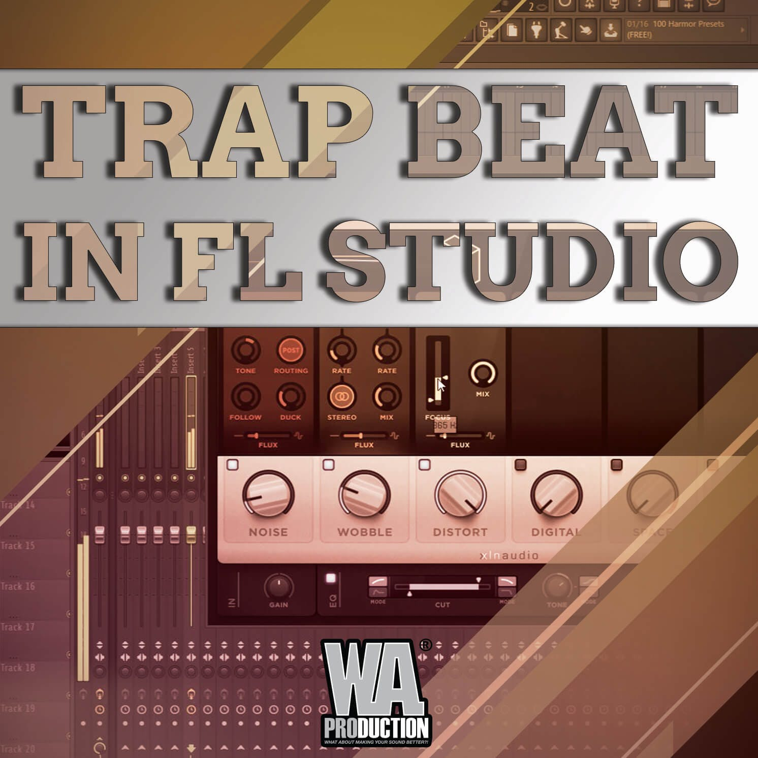 Trap Beat In FL Studio