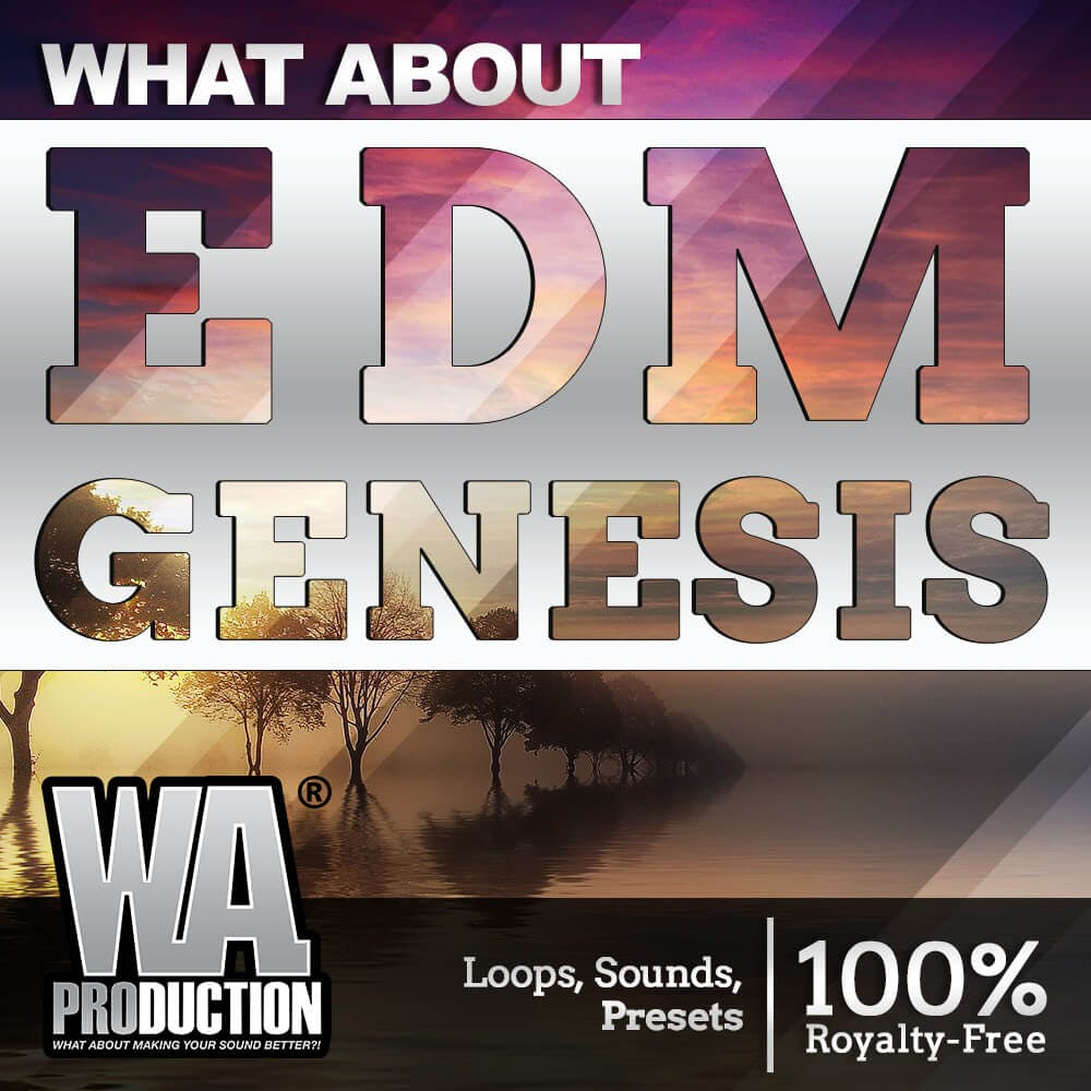 EDM Genesis (For FL Studio)