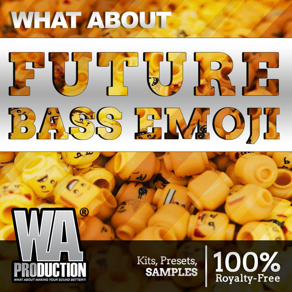 Future Bass Emoji (For FL Studio)