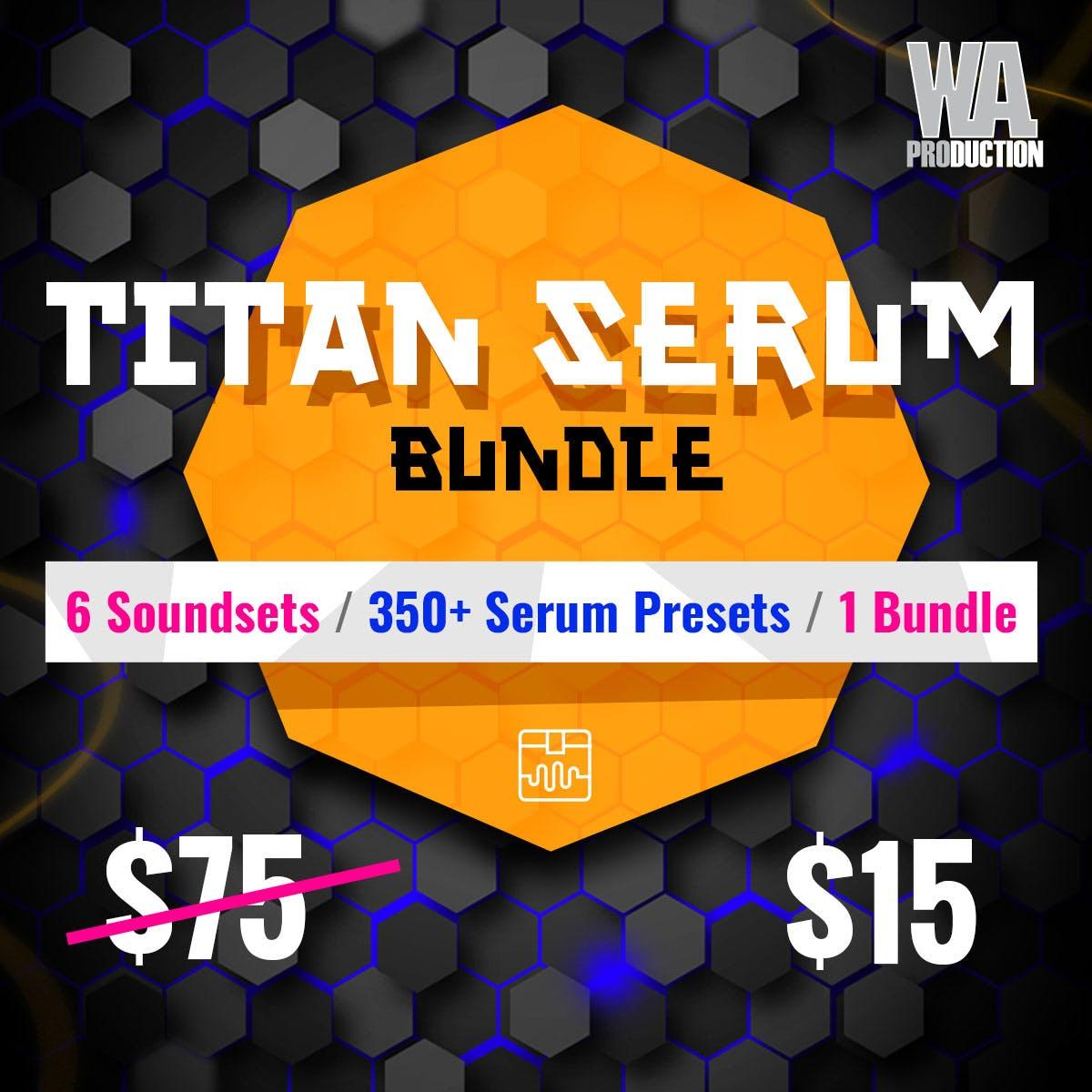 80% OFF | Titan Serum Bundle