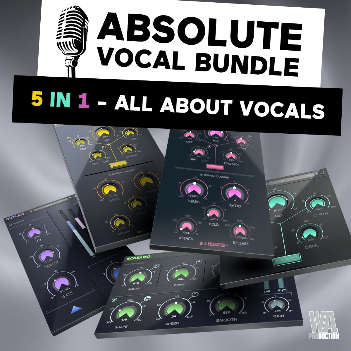 90% Off | Absolute Vocal Bundle