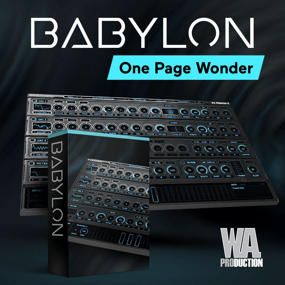 80% Off | Babylon Synthesizer