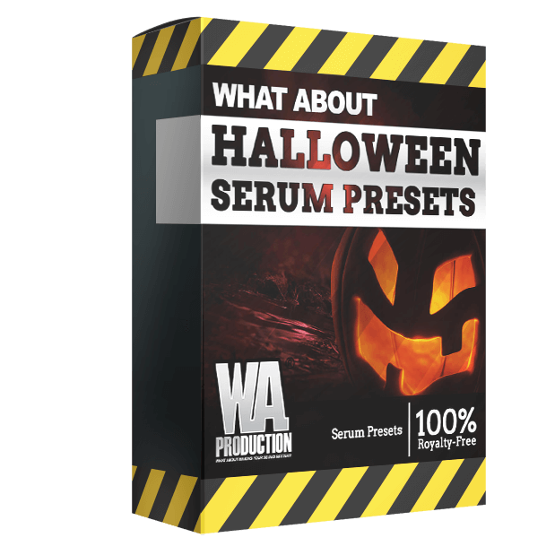 70% OFF   Halloween Serum Presets