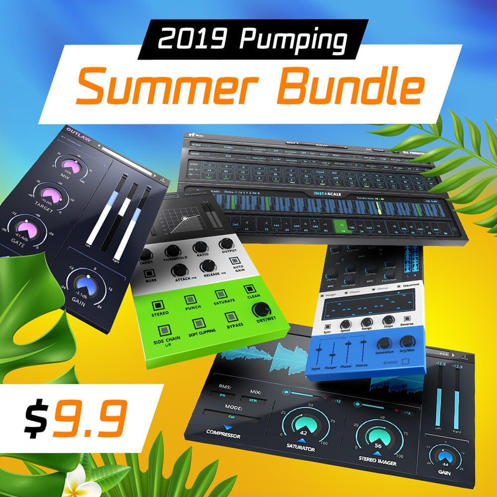 97% OFF | Pumping Summer Bundle