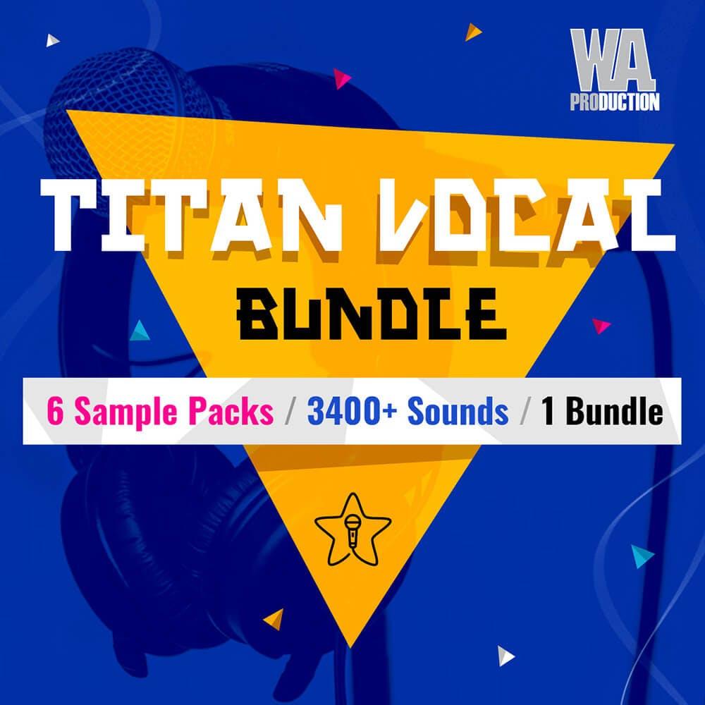 80% OFF | Titan Vocal Bundle