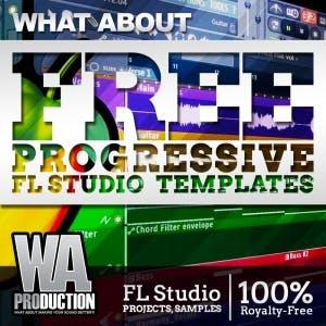 Free Progressive FL Studio Templates