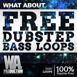 FREE Dubstep Bass Loops