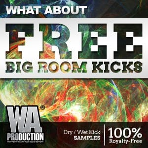 FREE Big Room Kicks