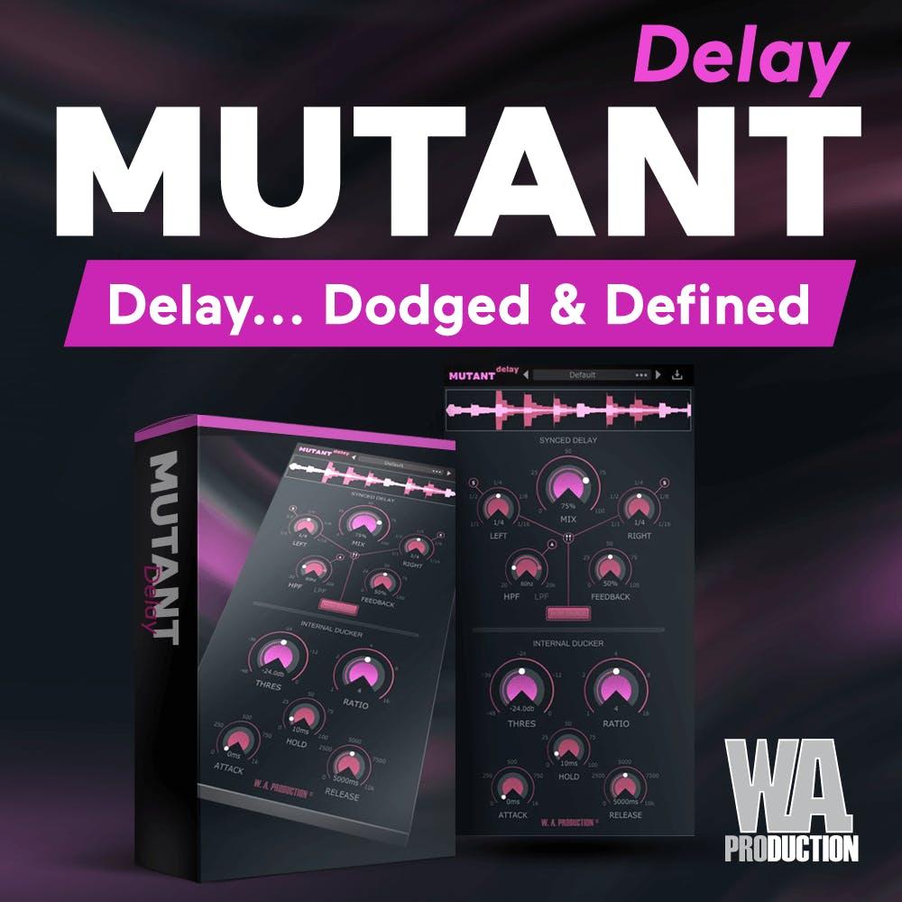 Mutant Delay Banner