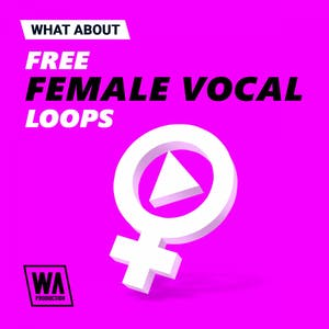 Free Female Vocal Loops