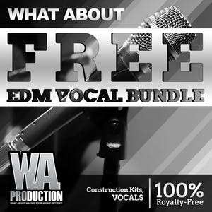 Free EDM Vocal Bundle