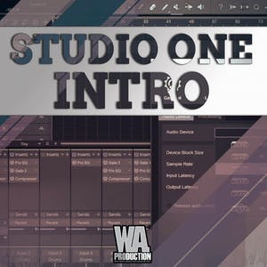 Studio One 4 Introductory Course