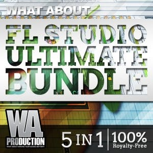 FL Studio Ultimate Bundle