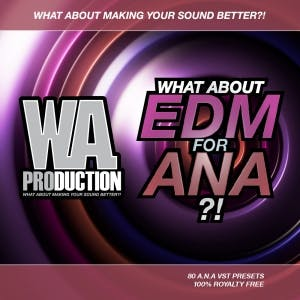 EDM For ANA