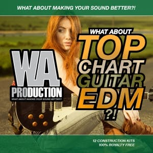 Top Chart Guitar EDM