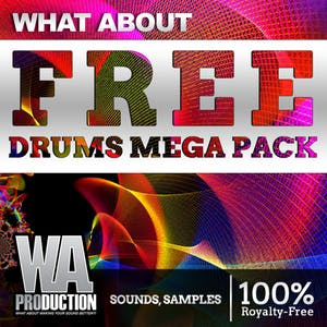 Free Drums Mega Pack