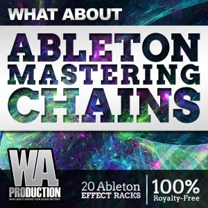 Ableton Mastering Chains