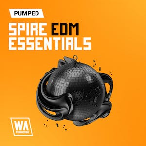 Pumped Spire EDM Essentials