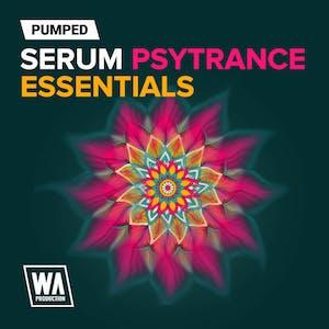 Pumped Serum Psytrance Essentials