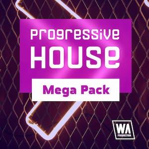 Progressive House Mega Pack