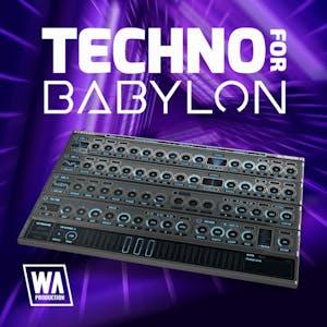 Techno For Babylon