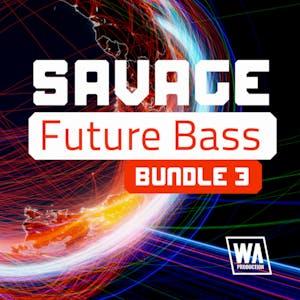 Savage Future Bass Bundle 3