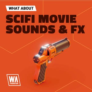 Scifi Movie Sounds & FX