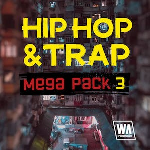 Hip Hop & Trap Mega Pack 3