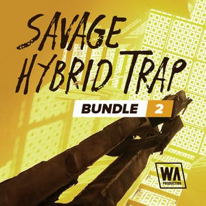 Savage Hybrid Trap Bundle 2