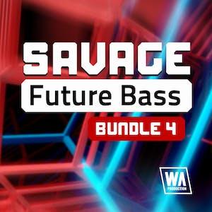 Savage Future Bass Bundle 4