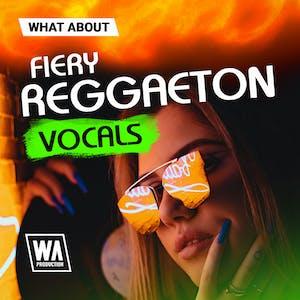 Fiery Reggaeton Vocals