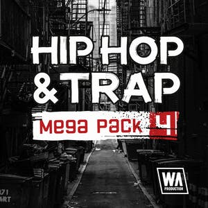 Hip Hop & Trap Mega Pack 4