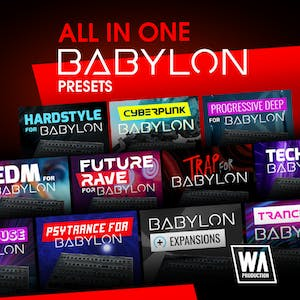 All In One: Babylon Presets